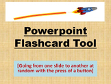 PowerPoint Flashcards Macro Randomize Tool