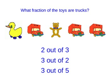 PowerPoint Fraction Game