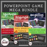 PowerPoint Game Mega Bundle
