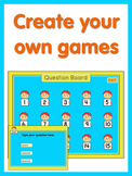PowerPoint Game Templates  Hans Dampf  commercial use OK