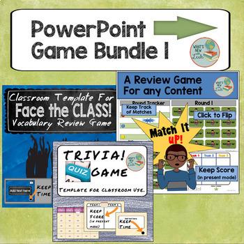 PowerPoint Games Bundle 1