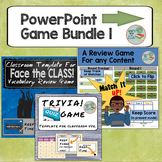 PowerPoint Games Bundle 1