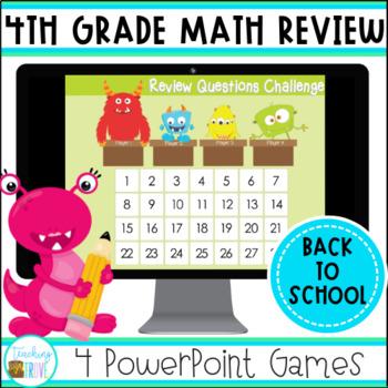 Third Grade Test Prep 4th Quarter