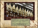 Spanish FOOD CULTURE PowerPoint: Getting to know Jamon Iberico!
