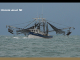 PowerPoint Inference Fishing Boat