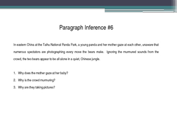 PowerPoint Inference Pandas