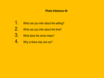 PowerPoint Inference Parking Lot