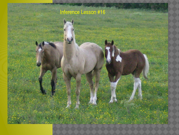 PowerPoint Inference Spring Horses