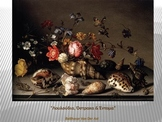 PowerPoint Insects Paintings - Πίνακες Ζωγραφικής με Έντομα
