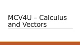 PowerPoint - Introduction to Calculus