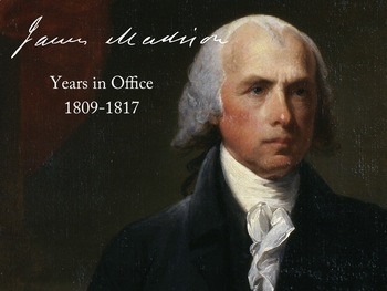 PowerPoint: James Madison