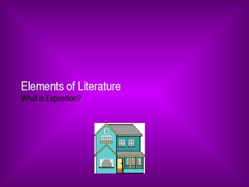 PowerPoint Jeopardy Game to Review 9th grade-12th grade English Language Arts
