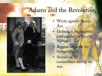 PowerPoint - John Adams