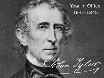 PowerPoint: John Tyler