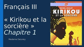 PowerPoint: Kirikou chapter 1