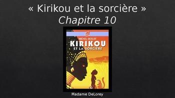 PowerPoint: Kirikou chapter 10