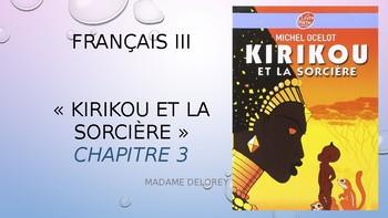 PowerPoint: Kirikou chapter 3