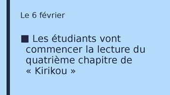 PowerPoint: Kirikou chapter 4