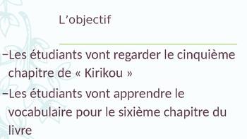 PowerPoint: Kirikou chapter 6