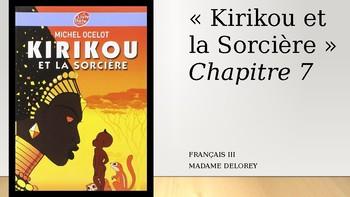 PowerPoint: Kirikou chapter 7
