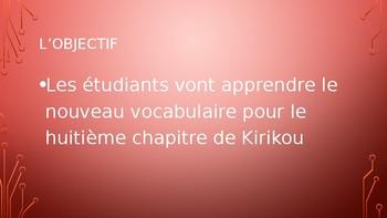 PowerPoint: Kirikou chapter 8