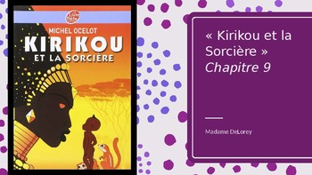 PowerPoint: Kirikou chapter 9
