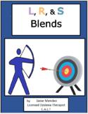 PowerPoint:  L, R, & S Blends