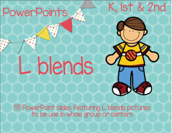 PowerPoint L blends