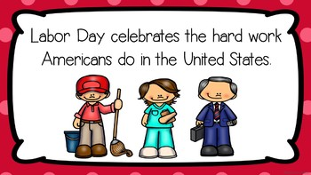 What is .... Labor Day?