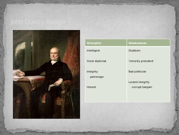 PowerPoint Lecture - The Rise of Mass Democracy