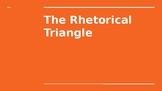 PowerPoint Lesson: The Rhetorical Triangle
