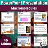 PowerPoint - Macromolecules (Ch1)