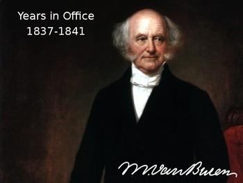 PowerPoint: Martin Van Buren