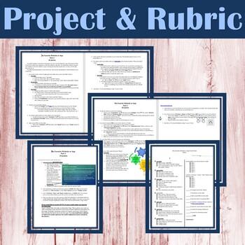 PowerPoint - My Favorite Website or App Project