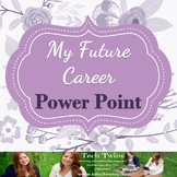 PowerPoint - My Future Career Project