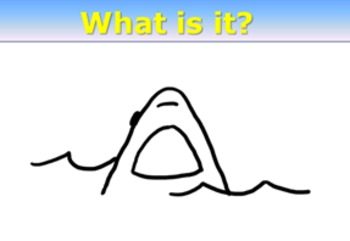 PowerPoint Mystery Drawing Game Set 3 Jaws Elementary Fun All Subjects