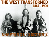 13 - The West & Populism - PowerPoint Notes
