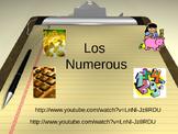 PowerPoint Numbers 1-20 English/Spanish