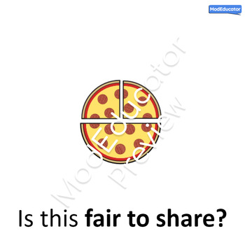PowerPoint: Parts of a Whole with Pizza