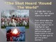 PowerPoint - Paul Revere's Ride, and the Battles of Lexington and Concord
