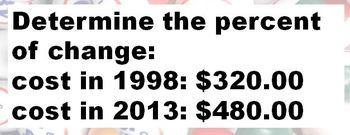 PowerPoint Percent Bingo Game