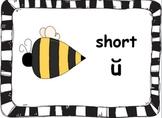 PowerPoint Phonics Drill Short u