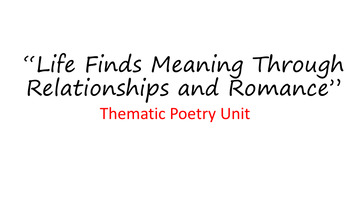 PowerPoint Poetry Analysis & Bios:  John Donne, Andrew Marvell, the Brownings...
