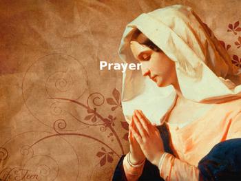 PowerPoint - Prayer