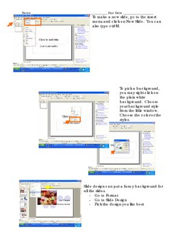 PowerPoint Presentation Assignment