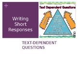 PowerPoint Presentation On RACE Writing Strategy for Short Responses