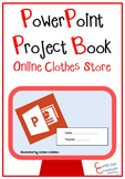 PowerPoint Presentation Project Planning Work Book-(ISTE 2016 Aligned)
