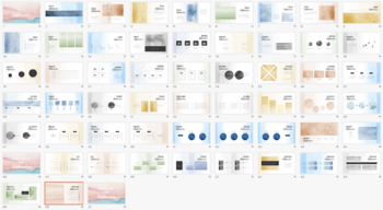 PowerPoint Presentation - Watercolor - Fully Customizable
