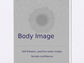 PowerPoint Presentation on Body Image