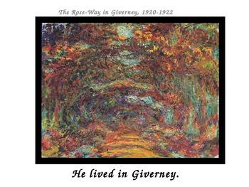 PowerPoint Presentation on Claude Monet